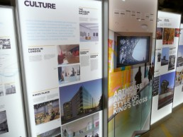 Bespoke display by SHAPES