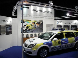 Futronics roadshow by SHAPES