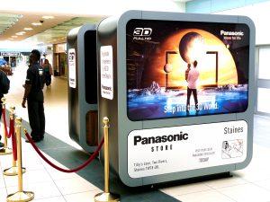 Panasonic roadshow by SHAPES